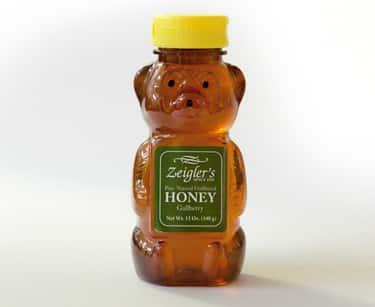 Gallberry Honey - 12 oz